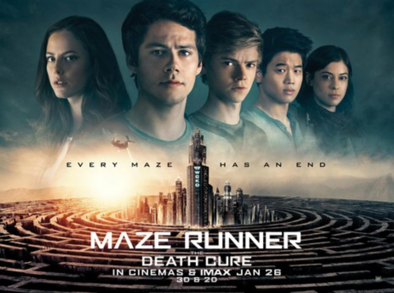 Maze Runner: The Death Cure Movie Review