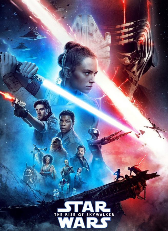 """The Rise of Skywalker"" is a Messy Crowd-Pleaser"