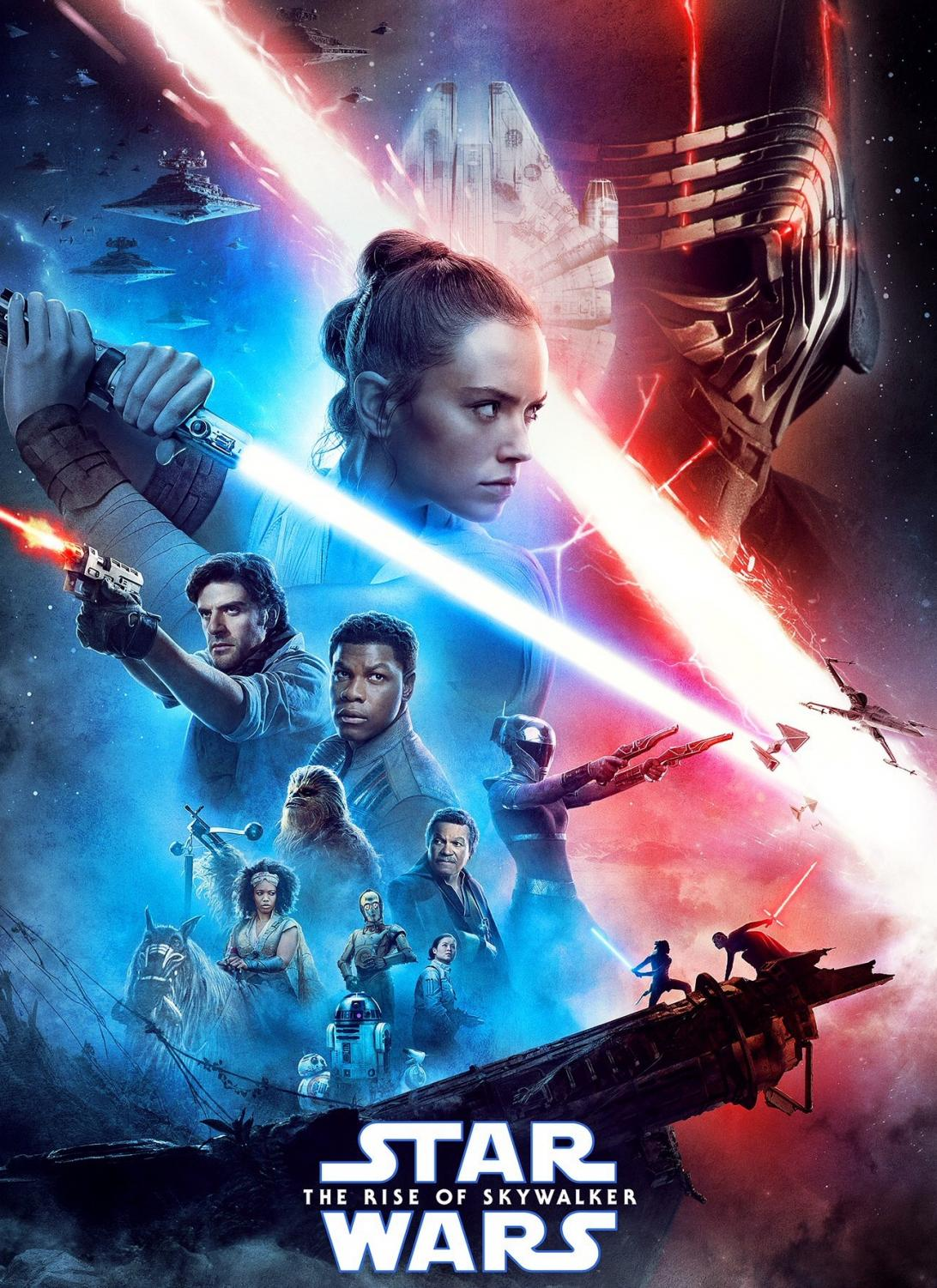 """""""The Rise of Skywalker"""" is a Messy Crowd-Pleaser"""